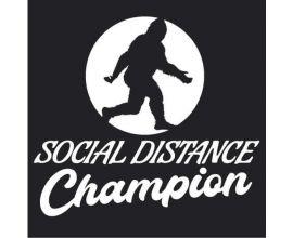 Social Distance Champion