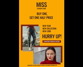 Fashion Store Poster - 32 (24x36)