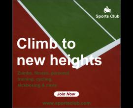 Sports Club (1080x1080)