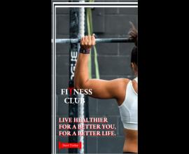 Fitness Club (1080X1920)