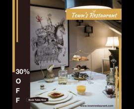 Town's Restaurant (1080x1080)