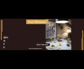 Town's Restaurant (851x315)