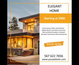 Elegant Home (1080x1080)