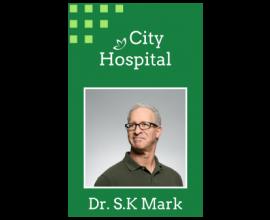 City Hospital I'd Card