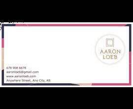 Aaron Loeb Envelope