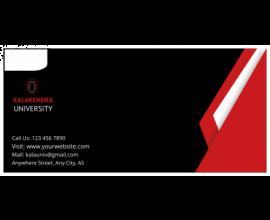 University Envelope