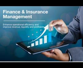 Finance & Insurance Banner