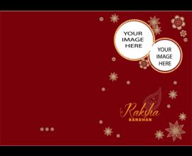 Raksha Bandhan Card Template
