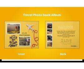 Trip Photobook Template