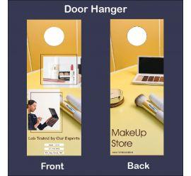 Makeup Store Door Hanger
