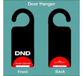 DND Resort Door Hanger