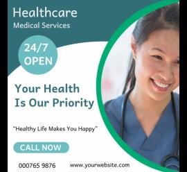 Healthcare Medical Service (1080x1080)
