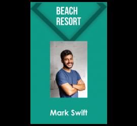 Resort I'd Card
