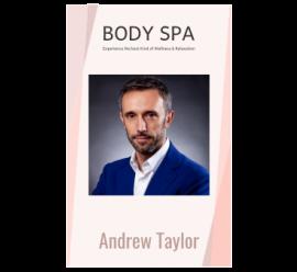 Body Spa I'd Card