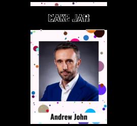 Cake jar I'd Card