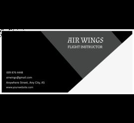 Air Wings Envelope