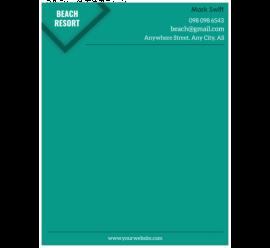 Resort Letterhead