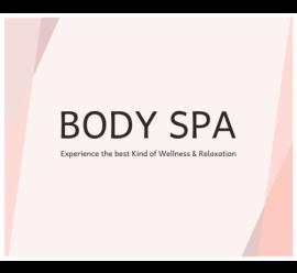 Body Spa Mousepad
