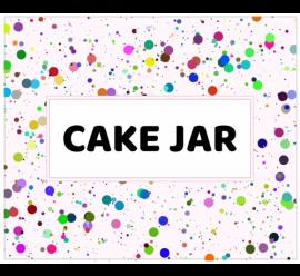 Cake Jar Mousepad