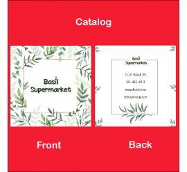 Basil Supermarket Catalog