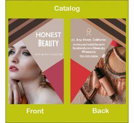 Honest Beauty Catalog