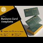 50 Business Cards Graphic Design Templates Bundle