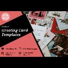 75 Greeting Card Templates Bundle