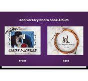 Marriage Anniversary Photo Album