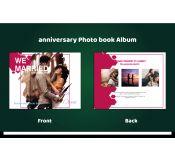 Photobook Album For Marriage Anniversary