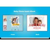 Baby Photobook Journal