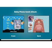 Baby Birthday Photobook