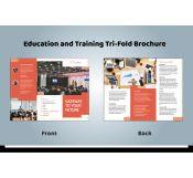 Training Tri-fold Brochure