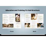 Culinary School Brochure