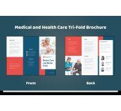 Nursing Healthcare Brochure