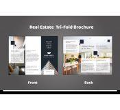 Elegant Real Estate Brochure