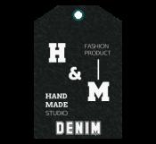 Printable Jeans Hang Tag Template
