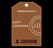 Denim Jeans Label Template