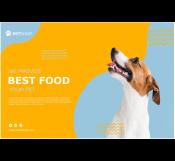 Pet Shop Banner Template