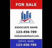 Property Sale Sign