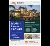 Real Estate Agency Flyer