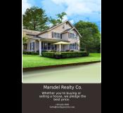 Real Estate Services Flyer