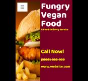 Food & Beverage Flyer