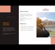 Travels Brochure Template