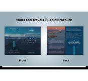 Travels Half-Fold Brochure