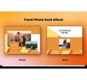 Summer Vacation Travel Album