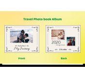 Travel Photo Memory Book