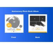 Anniversary Shoot Photo Book
