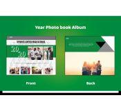 High School Year Album