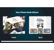 Happy Moments Yearbook Album